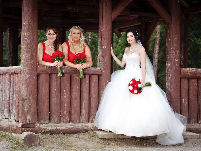 David and Jessica's wedding in Jasper, Alberta 43