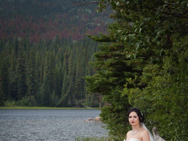David and Jessica's wedding in Jasper, Alberta 45