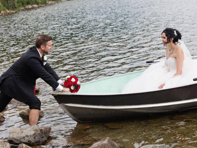 David and Jessica's wedding in Jasper, Alberta 48
