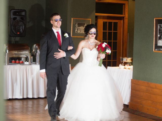 David and Jessica's wedding in Jasper, Alberta 62
