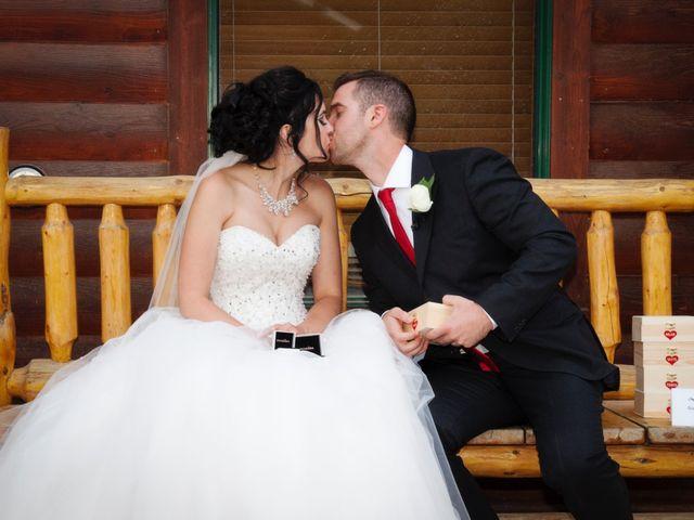 David and Jessica's wedding in Jasper, Alberta 66