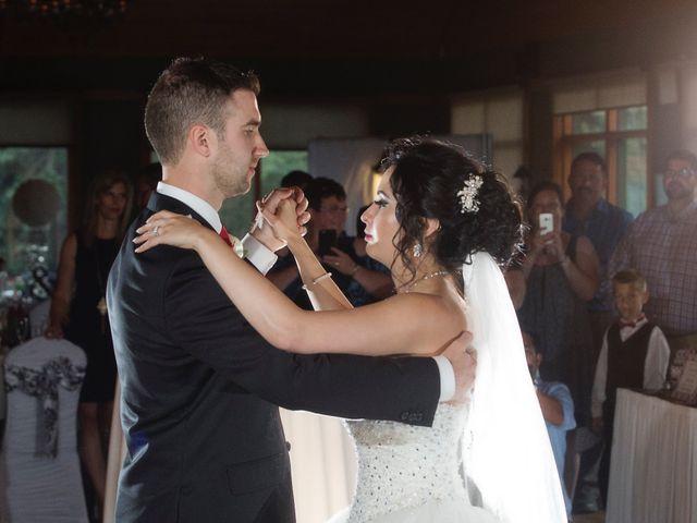 David and Jessica's wedding in Jasper, Alberta 70