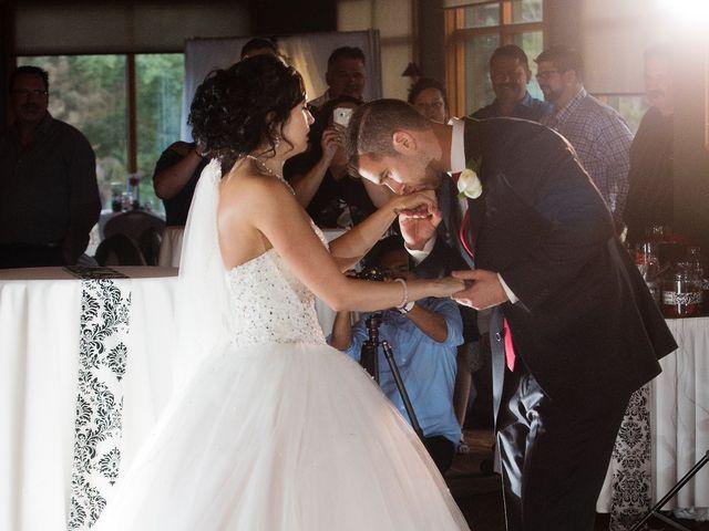David and Jessica's wedding in Jasper, Alberta 71