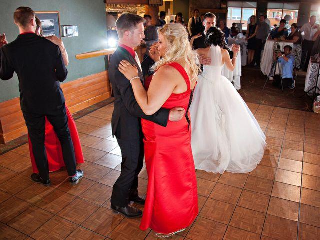 David and Jessica's wedding in Jasper, Alberta 72