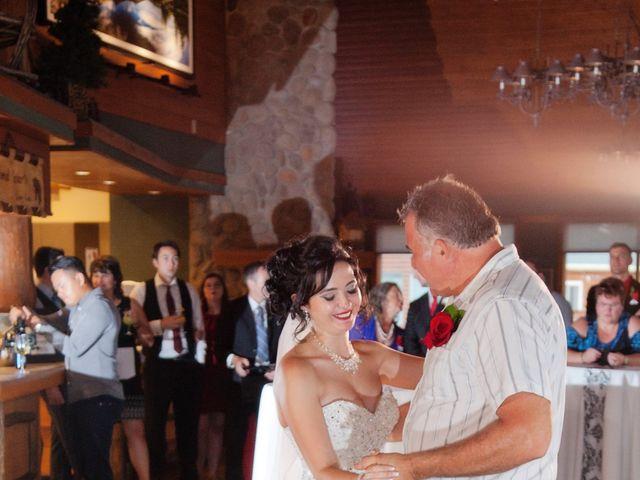 David and Jessica's wedding in Jasper, Alberta 74