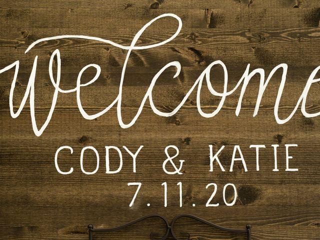Katie and Cody's wedding in Owen Sound, Ontario 1