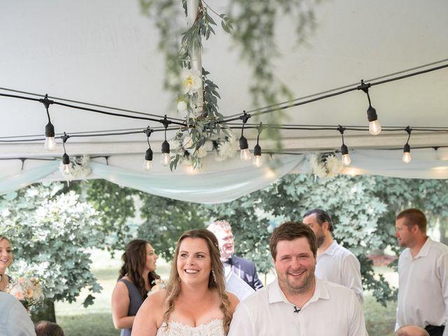 Katie and Cody's wedding in Owen Sound, Ontario 20