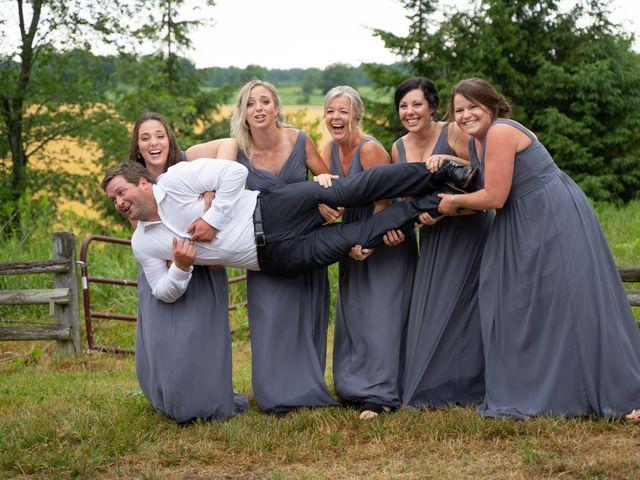 Katie and Cody's wedding in Owen Sound, Ontario 22
