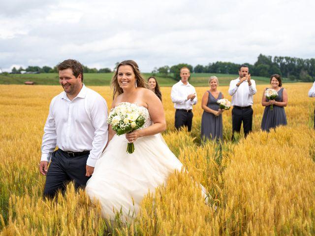 Katie and Cody's wedding in Owen Sound, Ontario 25