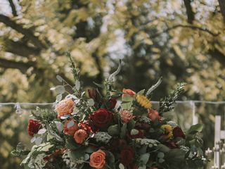 The wedding of Alex and Erik 2