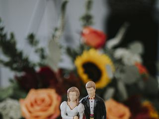 The wedding of Alex and Erik 3
