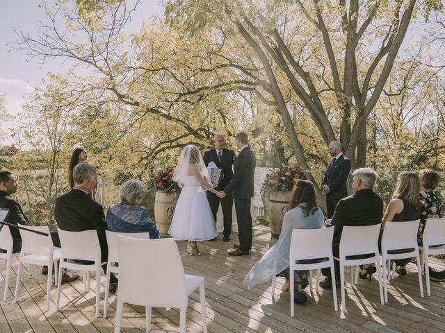 Erik and Alex's wedding in St Catharines, Ontario 2