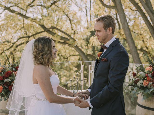 Erik and Alex's wedding in St Catharines, Ontario 14