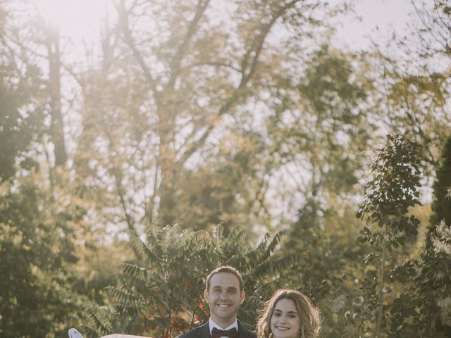 Erik and Alex's wedding in St Catharines, Ontario 18