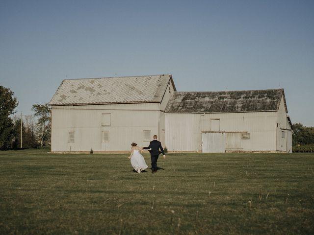 Erik and Alex's wedding in St Catharines, Ontario 20