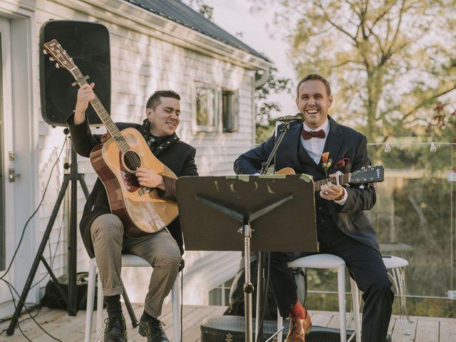 Erik and Alex's wedding in St Catharines, Ontario 22