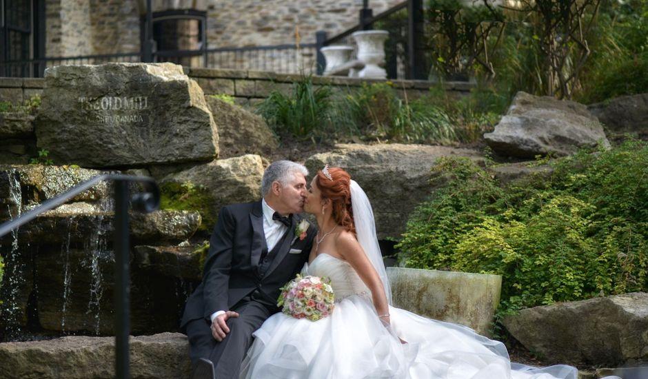 Tony And Vivien 's Wedding In Toronto, Ontario
