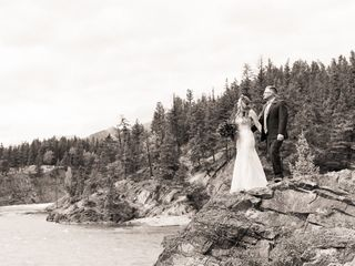 The wedding of Terra and Randy