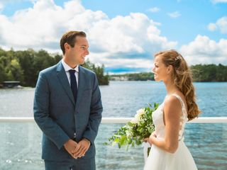 The wedding of Jamie and Trevor 2