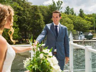The wedding of Jamie and Trevor 3
