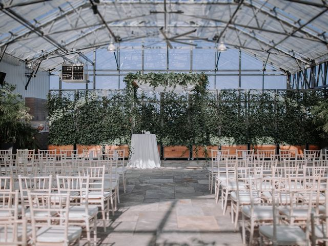 Dovi and Taylor's wedding in Ottawa, Ontario 1