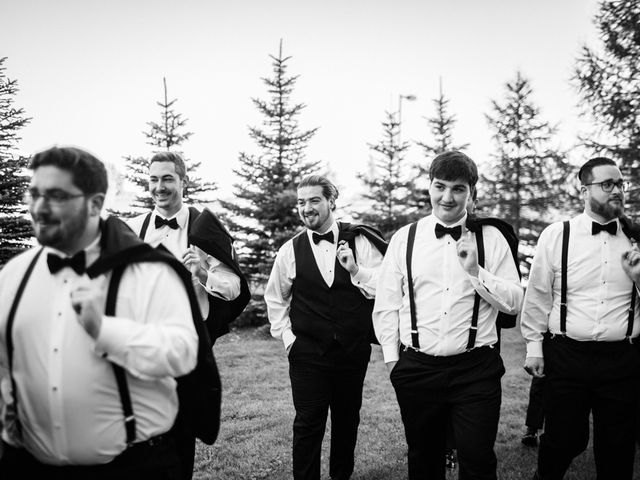 Dovi and Taylor's wedding in Ottawa, Ontario 5