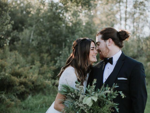 Dovi and Taylor's wedding in Ottawa, Ontario 9