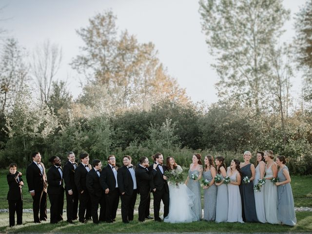 Dovi and Taylor's wedding in Ottawa, Ontario 10