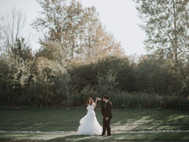 Dovi and Taylor's wedding in Ottawa, Ontario 11