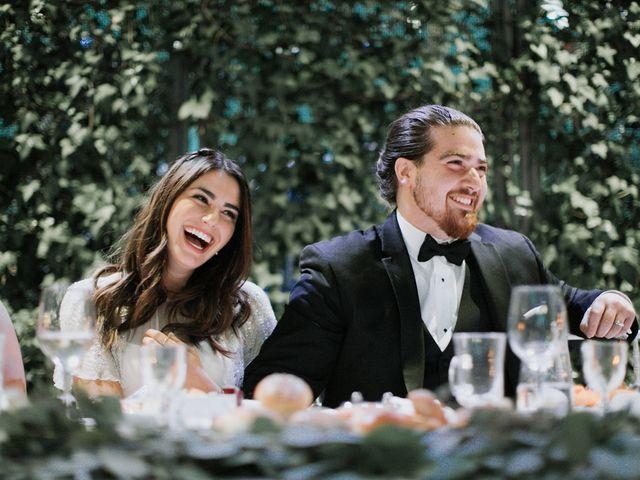 Dovi and Taylor's wedding in Ottawa, Ontario 14
