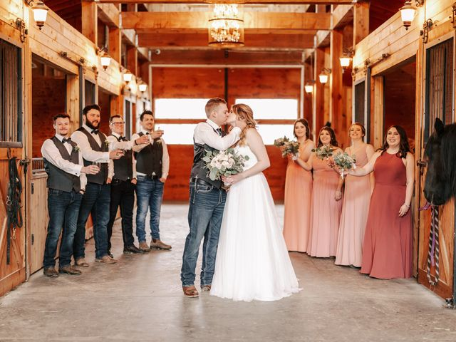 Mike and Ashley's wedding in Chilliwack, British Columbia 6