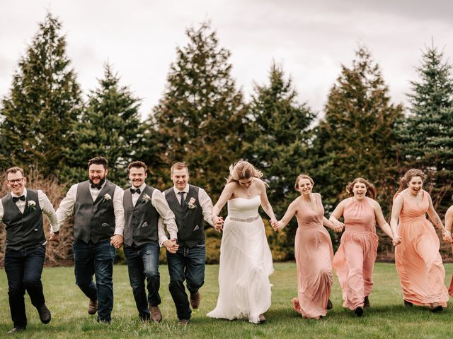 Mike and Ashley's wedding in Chilliwack, British Columbia 7