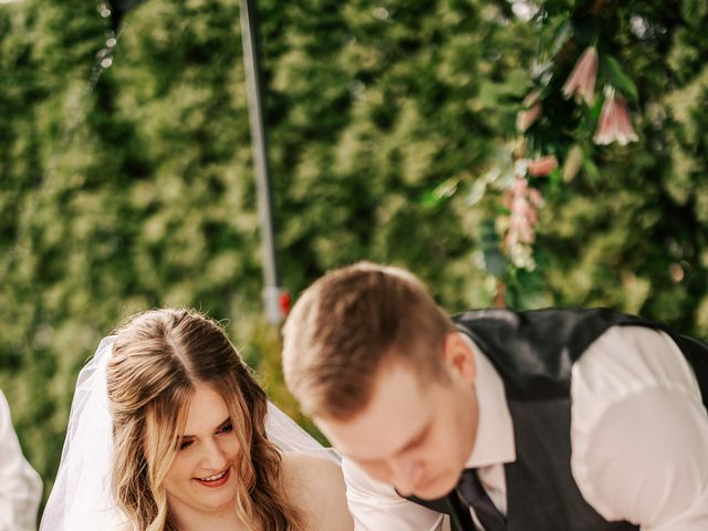 Mike and Ashley's wedding in Chilliwack, British Columbia 27