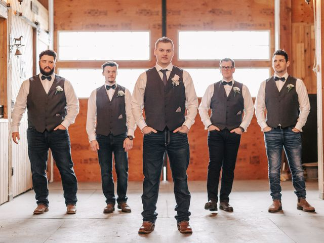 Mike and Ashley's wedding in Chilliwack, British Columbia 31