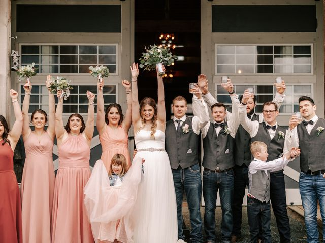 Mike and Ashley's wedding in Chilliwack, British Columbia 32