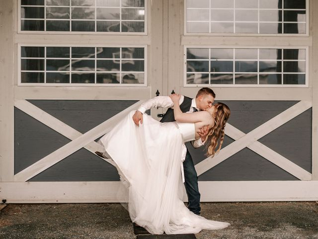Mike and Ashley's wedding in Chilliwack, British Columbia 38
