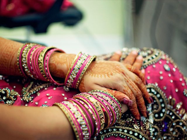 Dhruv and Bhoomika's wedding in Brampton, Ontario 2