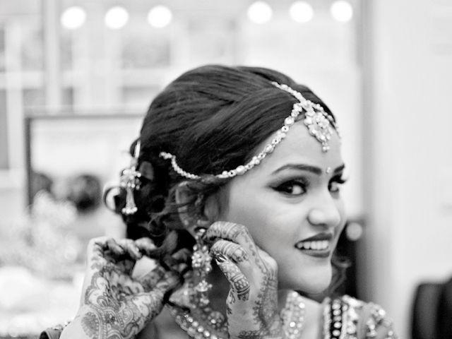 Dhruv and Bhoomika's wedding in Brampton, Ontario 3