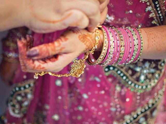 Dhruv and Bhoomika's wedding in Brampton, Ontario 4