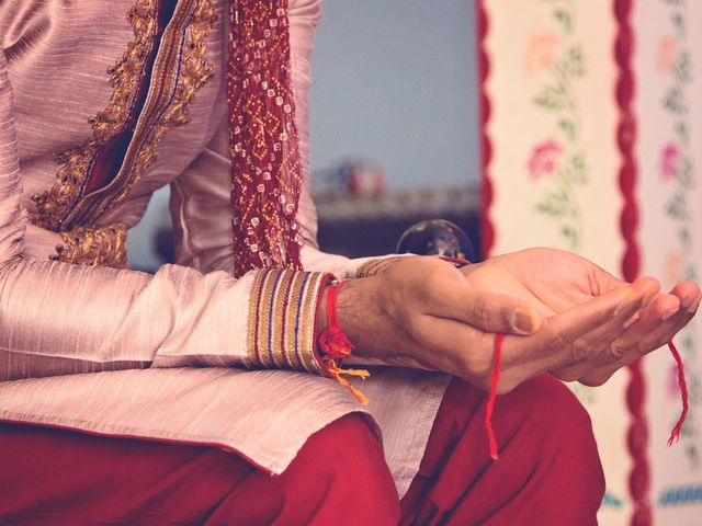 Dhruv and Bhoomika's wedding in Brampton, Ontario 5