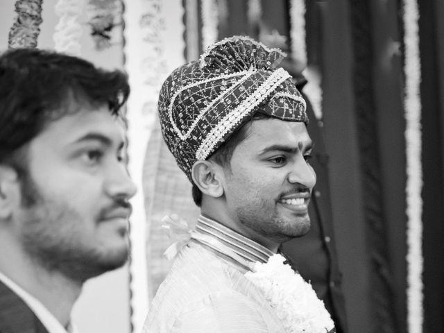 Dhruv and Bhoomika's wedding in Brampton, Ontario 7
