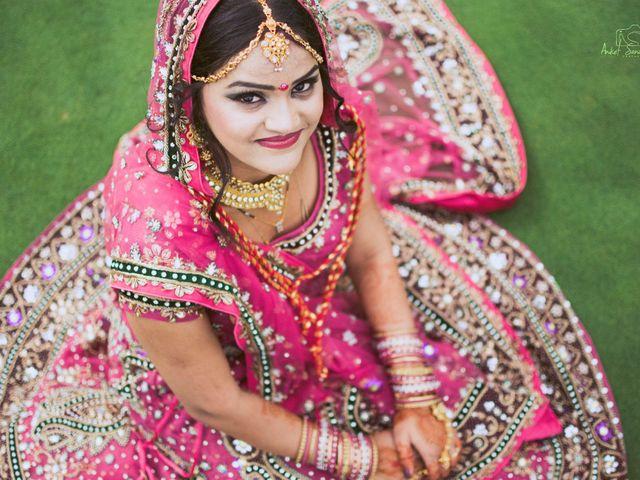 Dhruv and Bhoomika's wedding in Brampton, Ontario 21