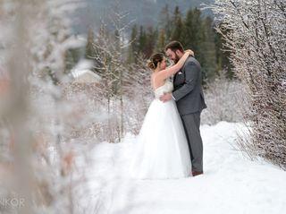 The wedding of Jamie and Ian 2