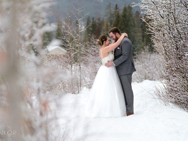 Ian and Jamie's wedding in Calgary, Alberta 3