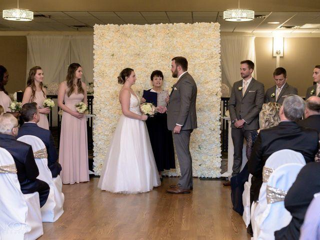 Ian and Jamie's wedding in Calgary, Alberta 5