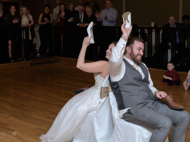 Ian and Jamie's wedding in Calgary, Alberta 6