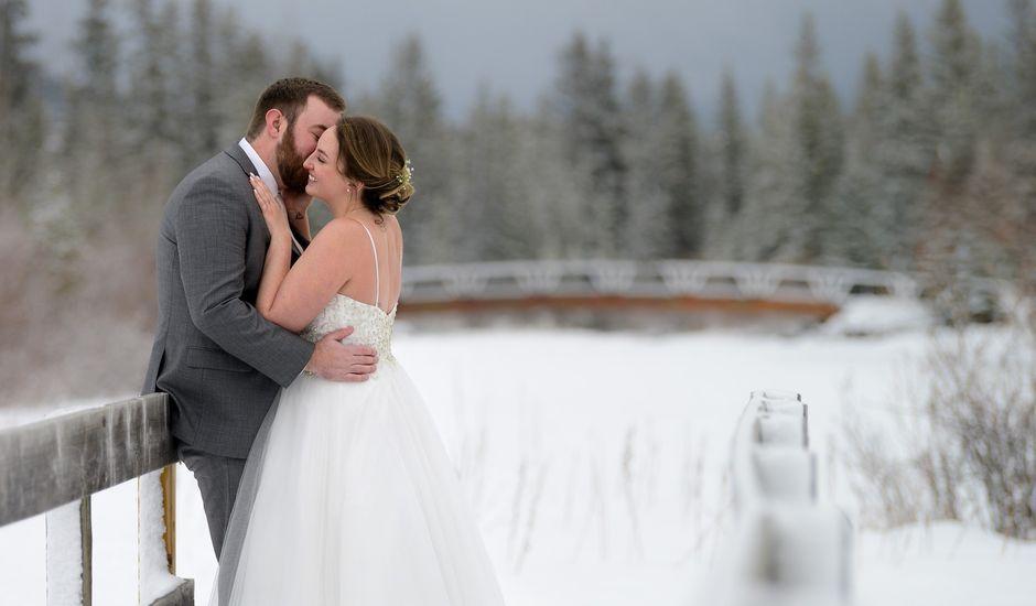Ian and Jamie's wedding in Calgary, Alberta