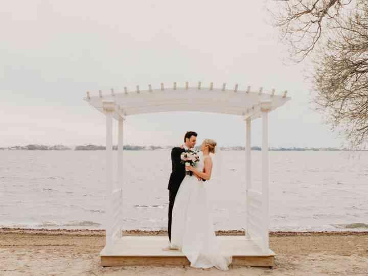 The wedding of Tori and Nic