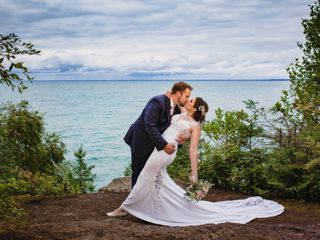 The wedding of Cherilyn and Bryton