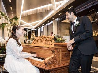 The wedding of Tatyana and Mani 1